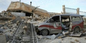 "Calls for ""inquiry"" into hospital attacks in Idlib"
