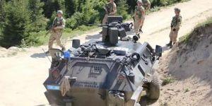 Çınar'da PKK operasyonunda 4 kişi gözaltına alındı