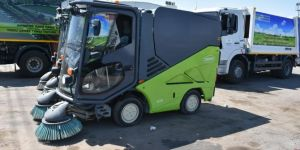 Bağlar Belediyesi araç filosuna 90 yeni araç ekledi