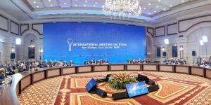 13th Guarantors meeting on Syria kicks off in Nur Sultan