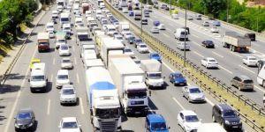Yılın ilk yarısında trafiğe çıkan araç sayısı açıklandı