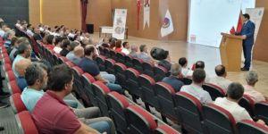 Van'da okul idarecilerine yönelik mesleki gelişim konferansı düzenlendi