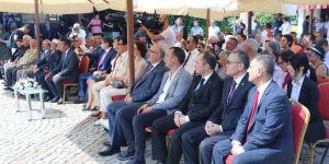 Farabi Kültür Evi açıldı