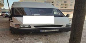 Şanlıurfa'da araçtan hırsızlık yapan 2 kişi yakalandı
