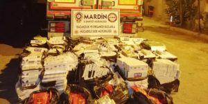 Mardin'de uyuşturucu ve kaçakçılık operasyonlarında 2 tutuklama