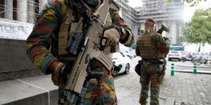 Belçika, Müslümanların orduya katılması için çalışıyor