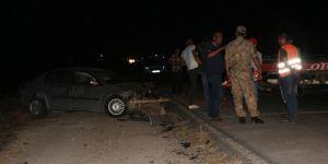 Kızıltepe-Nusaybin karayolunda feci kaza: 3 yaşındaki çocuk hayatını kaybetti