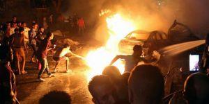 Mısır'da 4 araç çarpıştı: 19 ölü 30 yaralı
