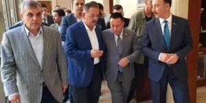 Başkan Beyoğlu, Özhaseki'den Bağlar için destek istedi