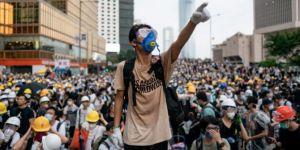 Hong Kong'ta genel grev