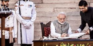 India lifts the special status of Jammu Kashmir