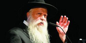 Yahudi olmayanların katline cevaz veren siyonist haham ödüllendiriliyor