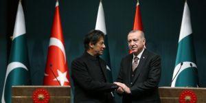 Cumhurbaşkanı Erdoğan Pakistan Başbakanı ile telefonda görüştü