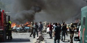 Bomb attack in Kabul: 95 injured