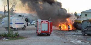 Şırnak'ta patlama: 1 ölü 2 yaralı