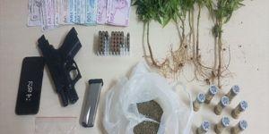 Gaziantep'te uyuşturucu operasyonu: 41 şüpheli tutuklandı