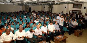 Ceylanpınar'daki Yaz Kur'an Kurslarında kapanış programı düzenlendi
