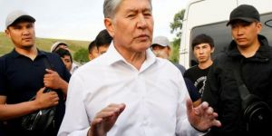 Operation to Atambayev's home interrupted: one dead, 45 injured