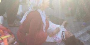 Nizip'te iki otomobil çarpıştı: 4 yaralı