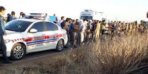 Viranşehir'de motosiklet kazası: 1 ölü