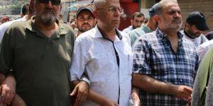 Lübnan Çalışma Bakanı'nın evi önünde gösteri çağrısı yapıldı
