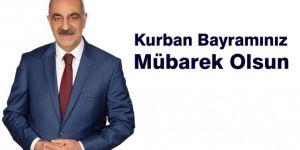 Hilvan Belediye Başkanı Aslan Ali Bayık'tan, Kurban Bayramı mesajı