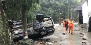 Lekima Tayfunu Çin'i vurdu: 22 ölü