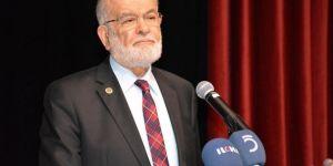 Saadet Partisi Lideri Karamollaoğlu'ndan HÜDA PAR'a taziye telefonu