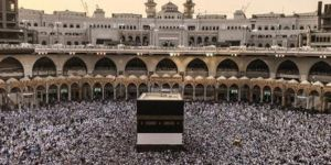 Milyonlarca Müslüman hacı oldu