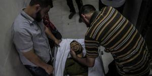 Siyonistler Gazze'ye saldırdı: Bir şehid