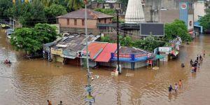 Hindistan'da sel: 100'ü aşkın ölü