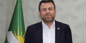 Mehmet Yavuz için HÜDA PAR'a taziye mesajları sürüyor