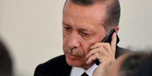 President Erdoğan holds a condolence phone call to HUDA PAR