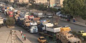 ABD, YPG'ye silah göndermeye devam ediyor