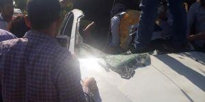 Adıyaman-Kâhta yolunda kaza: 2 yaralı