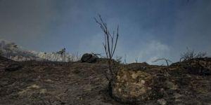 Marmara Adası yangınına ilişkin bir gözaltı