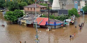 Flooding in India kills more than a hundred