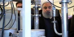 Îranê stoka uranyumê derxist 370 kîloyan