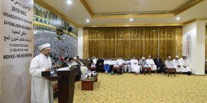 Beraberliğimizi güçlendirdiğimizde İslam coğrafyasındaki sorunlar kolayca çözülecek