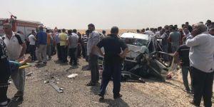 Diyarbakır-Bingöl Karayolu'nda trafik kazası: 2 ölü, 8 yaralı