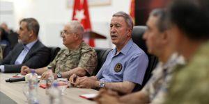 Akar: Birleşik Müşterek Harekat Merkezi haftaya çalışmaya başlayacak