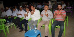 Gercüş'te eller Mehmet Yavuz için duaya kalktı