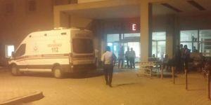 Viranşehir'de üzerine taş düşen çocuk hayatını kaybetti