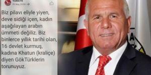 CHP'li Belediye Başkanından Hazreti Muhammed'e hakaret