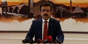 Vali Güzeloğlu'dan görevlendirme sonrası ilk açıklama