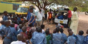 Kenya'da 270 yetimin kaldığı yetimhanenin acil yardıma ihtiyacı var