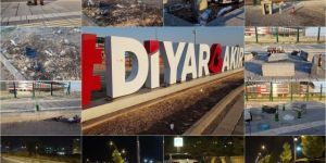 Bu görüntüler peygamberler ve sahabeler şehri Diyarbakır'a yakışmıyor