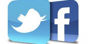 Facebook ve Twitter'dan Hong Kong operasyonu
