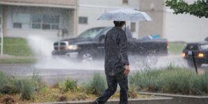 Karadeniz için kuvvetli yağış uyarısı