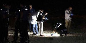 Gaziantep Şahinbey'de boş arazide erkek cesedi bulundu